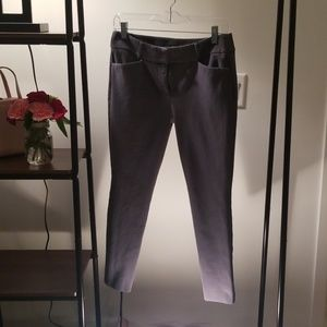 LOFT Julie Fit Skinny Pants